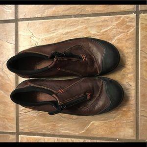 Clark Waterproof booties